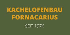 Kachelofenbau Fornacarius Logo